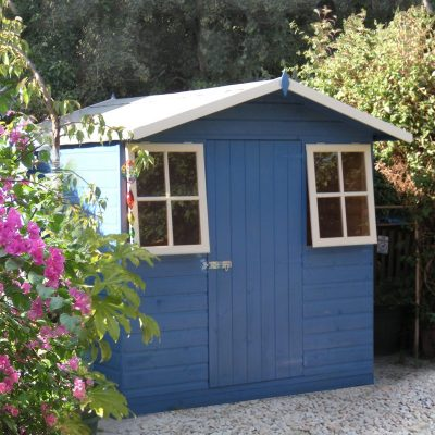 Casita 7 x 7ft Shed Single door