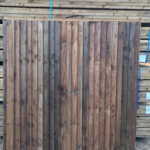 6ft x 6ft Fence Panel (seconds)