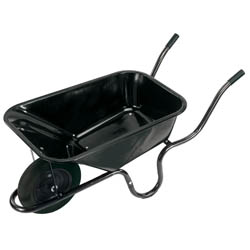 Daper 82755 Contractors Wheelbarrow